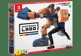 Nintendo Labo - 02  Robo Set - Nintendo Switch