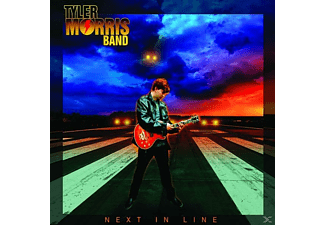 Tyler -band- Morris - Next In Line - (CD)
