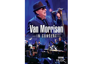 Van Morrison - In Concert (Live At The BBC Radio Theatre London) - (DVD)