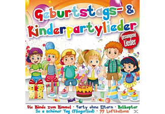 VARIOUS - Geburtstags-& Kinderpartylied - (CD)
