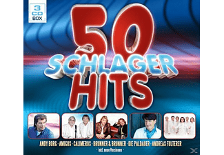 VARIOUS - 50 Schlager Hits - (CD)