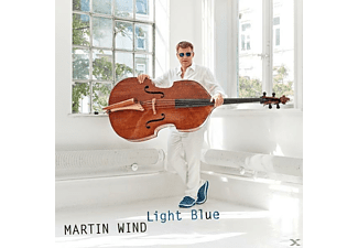 Martin Wind - Light Blue - (CD)
