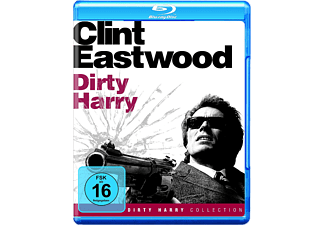 Dirty Harry Action Blu-ray