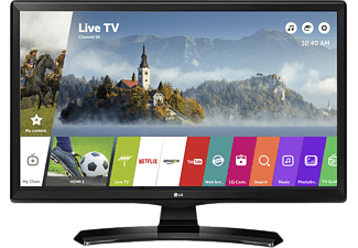 "LG 28MT49S-PZ 28"" Smart LED TV monitor funkcióval"