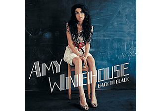 Amy Winehouse - Back To Black (Vinyl LP (nagylemez))