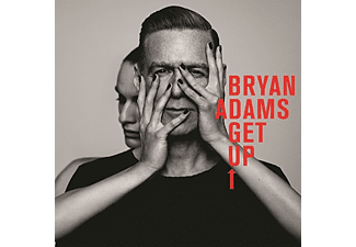 Adams Bryan - Get Up (CD)