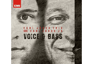 Egri János - Voice And Bass (CD)