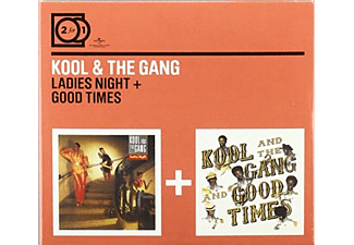 Kool And The Gang - 2 for 1: Ladies Night/Good Times (CD)
