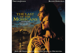 Filmzene - The Last Of The Mohicans (CD)