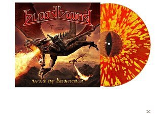 Bloodbound - War Of Dragons (Gtf.Red-Yellow Splatter Vinyl) - (Vinyl)