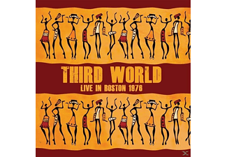 Third World - Live In Boston 1976 - (CD)