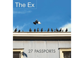 The Ex - 27 Passports - (Vinyl)