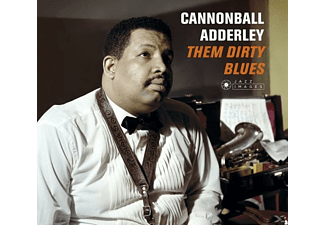 Cannonball Adderley - Them Dirty Blues [CD]