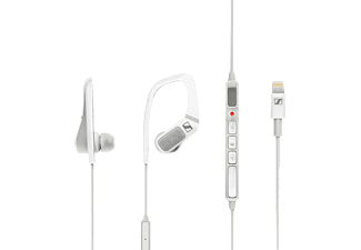 SENNHEISER 508478 AMBEO SMART HEADSET, In-ear , Weiß/Grau