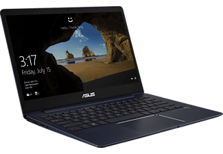 ASUS ZenBook 13, Notebook mit 13.3 Zoll Display, Core™ i7 Prozessor, 8 GB RAM, 512 GB SSD, Royal Blue