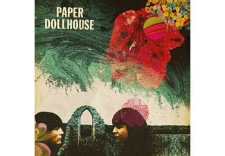Paper Dollhouse - The Sky Looks Different Here - (Vinyl)