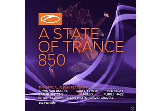 Armin Van & Friends Buuren - A State Of Trance 850 (The Official Compilation) - (CD)