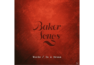 Bakersongs - WORDS IN A DREAM | CD