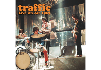 Traffic - Live On Air 1967 - (CD)
