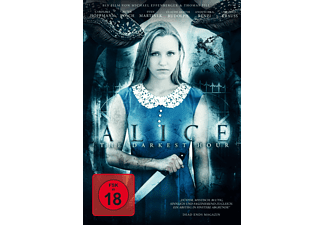 Alice - The Darkest Hour - (DVD)