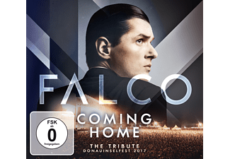 Falco - FALCO Coming Home-The Tribute Donauinselfest 2017 - (CD + DVD Video)