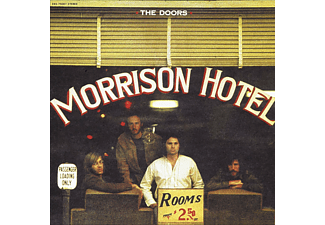 The Doors - Morrison Hotel (Vinyl LP (nagylemez))