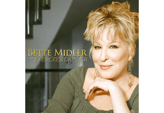 Bette Midler - Memories of You (CD)