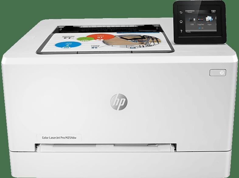 HP Color LaserJet Pro M254dw - Έγχρωμος Laser Εκτυπωτής