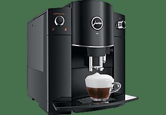 JURA D60 Kaffeevollautomat Piano Black (AromaG2-Mahlwerk)