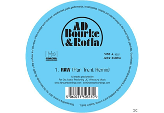 AD BOURKE / RAIDERS OF THE LOST ARP (ROTLA) - Raw (Ron Trent Remix) (180g Vinyl) - (Vinyl)
