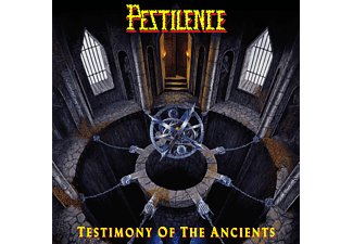 Pestilence - Testimony of the Ancients (CD)