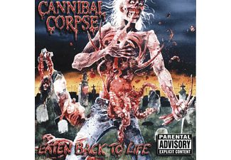 Cannibal Corpse - Eaten Back To Life (CD)