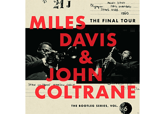 Miles Davis, John Coltrane - The Final Tour: The Bootleg Series, Vol.6 [CD]