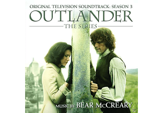 Bear Mccreary - Outlander/OST/SeaSon.3 - (CD)