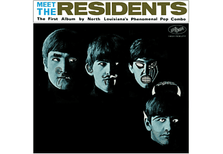 Residents - Meet The Residents (CD)