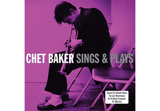 Chet Baker - Sings & Plays (Vinyl LP (nagylemez))