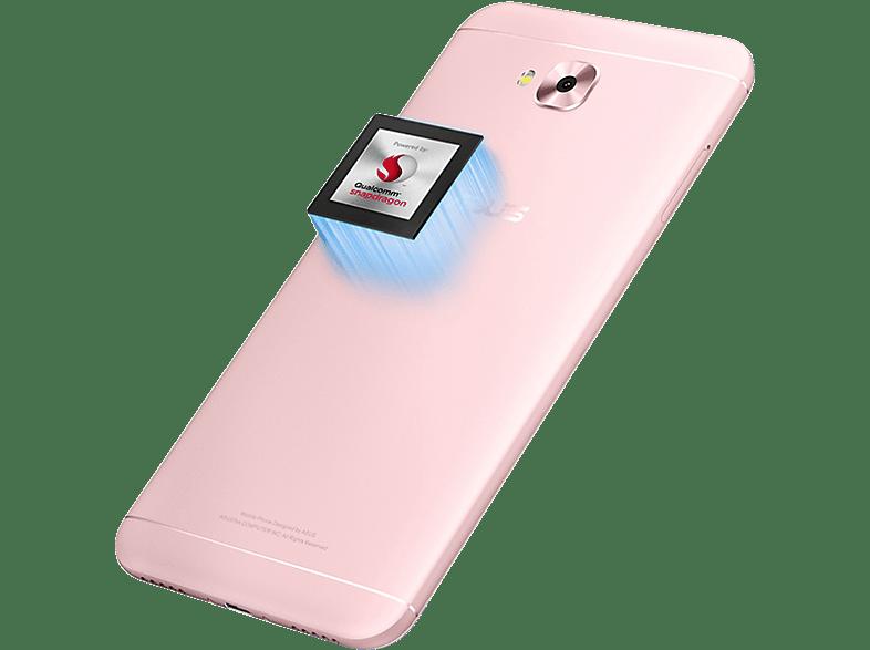 ASUS ZenFone 4 Selfie Lite Dual SIM arany kártyafüggetlen okostelefon (ZB553KL5G040WW)
