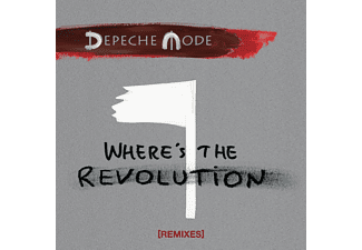 "Depeche Mode - Where's the Revolution (Vinyl EP (12""))"