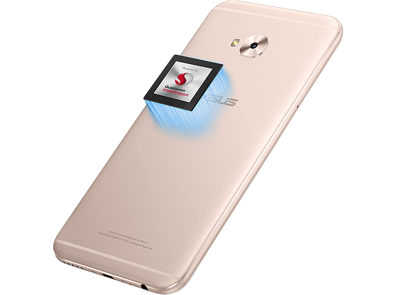 ASUS Zenfone 4 Selfie Pro Dula SIM arany kártyafüggetlen okostelefon (ZD552KL-5G007WW)