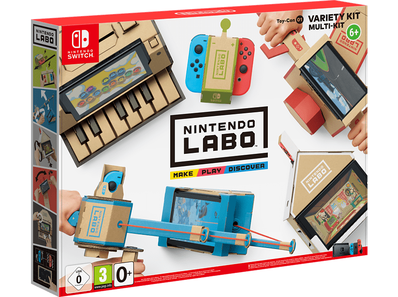 Labo Variety Kit Nintendo Switch gaming games switch games