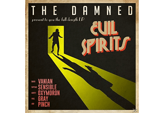 The Damned - Evil Spirits - (CD)
