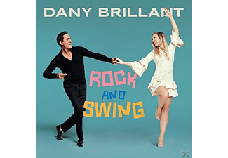 Dany Brillant - Rock and Swing - (CD)