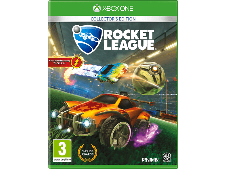 Rocket League Collectors Edition Xbox One gaming games xbox one games