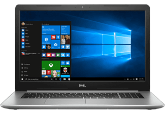 "DELL Inspiron 5770-245209 ezüst notebook (17,3"" Full HD/Core i3/8GB/1TB HDD/Windows 10)"