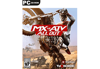 MX vs ATV All Out  PC