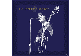 VARIOUS - Concert For George (Ltd.Edition 2CD/2bd) - (CD + Blu-ray Disc)
