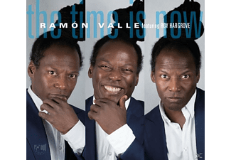 VALLE RAMON - THE TIME IS NOW FEAT. ROY HARGROVE - (CD)