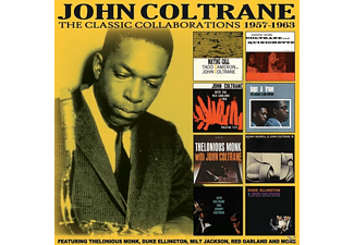 COLTRANE JOHN - THE CLASSIC COLLABORATIONS 1957-1963 - (CD)