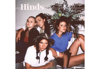 Hinds - I Don't Run - (CD)