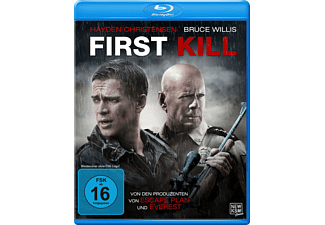 FIRST KILL - (Blu-ray)